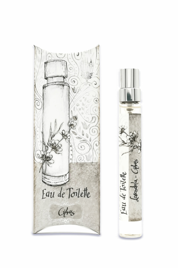 Eau de Toilette 7,5 ml Citrus